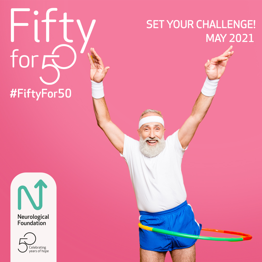 #FiftyFor50 2